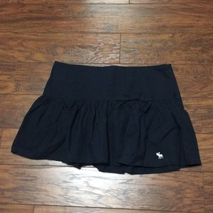 Abercrombie & Fitch Bow Mini Skirt 10
